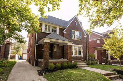 2509 Longfellow St, Detroit, MI 48206 - MLS#: 40069727