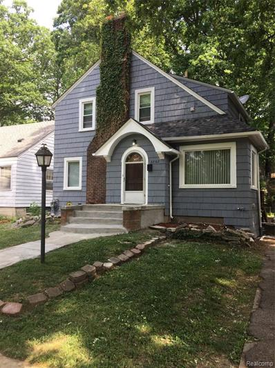 22162 Pickford St, Detroit, MI 48219 - MLS#: 40069794