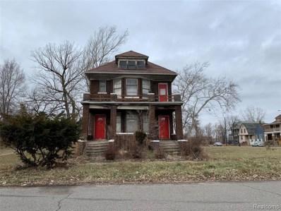 645 Westminster St, Detroit, MI 48202 - MLS#: 40070049