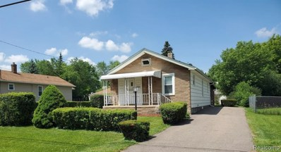 1594 Houran St, Flint, MI 48532 - MLS#: 40071923