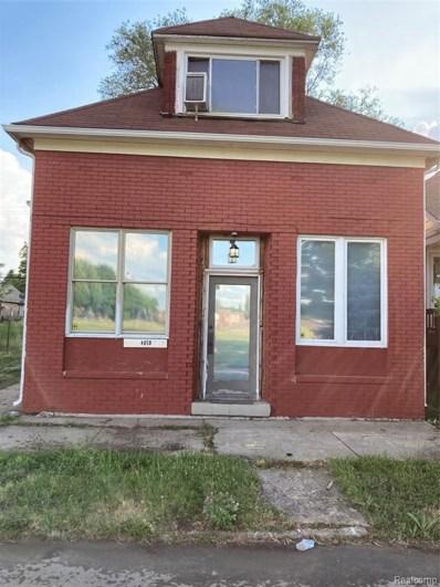 4059 Trenton St, Detroit, MI 48210 - MLS#: 40072069