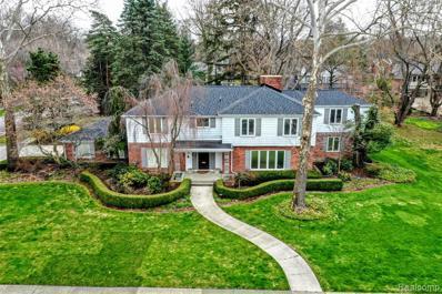 876 Covington Rd, Bloomfield Hills, MI 48301 - MLS#: 40073708