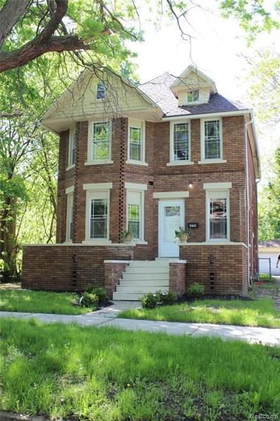 278 Josephine St, Detroit, MI 48202 - MLS#: 40074402