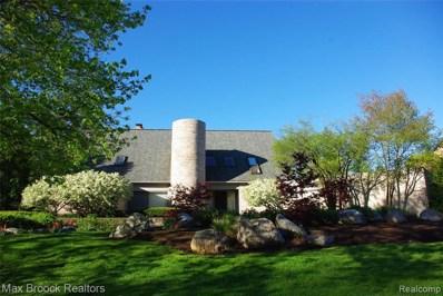 347 Sycamore Crt, Bloomfield Hills, MI 48302 - MLS#: 40074655