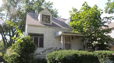 21555 Gregory St, Dearborn, MI 48124 - MLS#: 40074726
