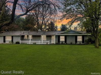 1262 Winchcombe Dr, Bloomfield Hills, MI 48304 - MLS#: 40075098