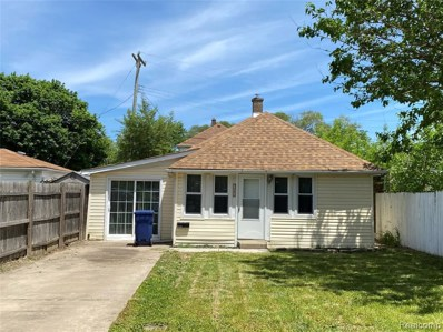 1482 University Ave, Lincoln Park, MI 48146 - MLS#: 40075521
