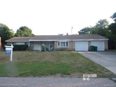 24021 Glen Ridge Crt, Novi, MI 48375 - MLS#: 40080456