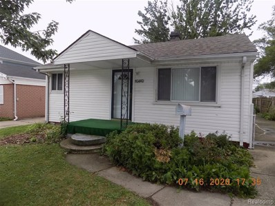 30480 Palmer Blvd, Madison Heights, MI 48071 - MLS#: 40080837