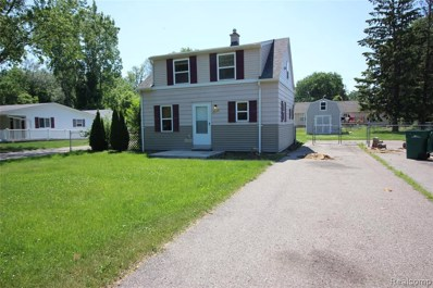 6020 Washington St, Romulus, MI 48174 - MLS#: 40082147
