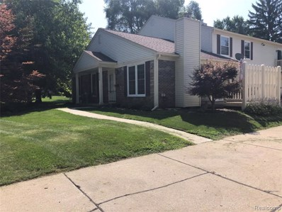 2120 Hidden Meadows Dr UNIT Unit#D, Walled Lake, MI 48390 - MLS#: 40083034