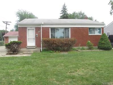 703 E Farnum Ave, Madison Heights, MI 48071 - MLS#: 40086115