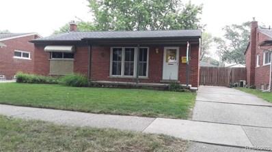 29434 Howard St, Madison Heights, MI 48071 - MLS#: 40086160