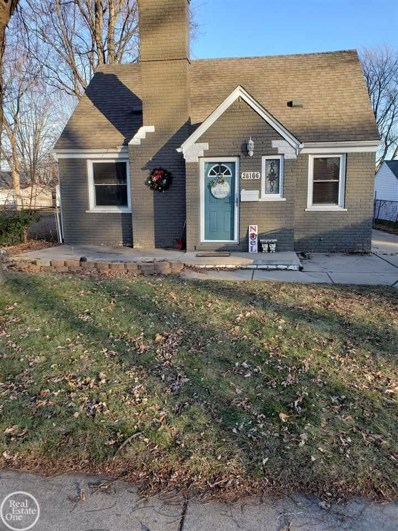 28106 Ursuline, Saint Clair Shores, MI 48081 - MLS#: 50002277