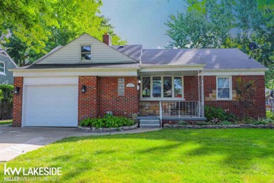 28306 Hughes St, Saint Clair Shores, MI 48081 - MLS#: 50003054