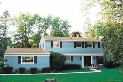 863 Helston, Bloomfield Hills, MI 48304 - MLS#: 50006741