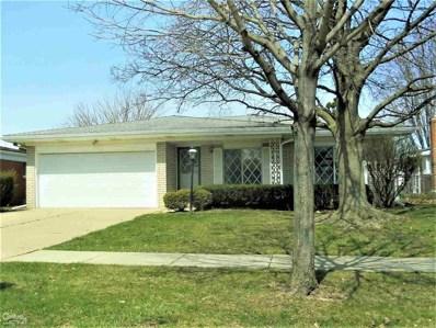 13587 Terra Santa, Sterling Heights, MI 48312 - MLS#: 50007031