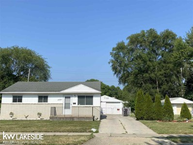 27201 Beechurst St, Roseville, MI 48066 - MLS#: 50007240