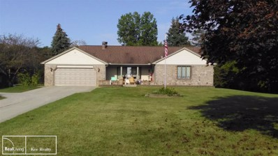 60791 Kittle Rd, Washington, MI 48094 - MLS#: 50007557