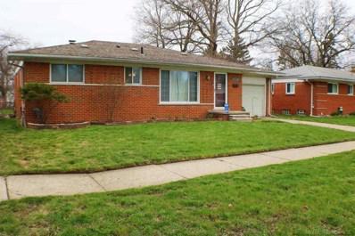 35335 Rutherford, Clinton Township, MI 48035 - MLS#: 50009814