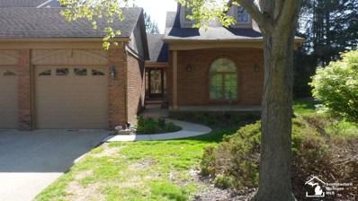 20743 Country Oaks Drive, Riverview, MI 48193 - MLS#: 50011233