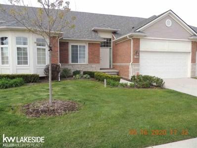 14955 Village Park Circle, Shelby Twp, MI 48315 - MLS#: 50011619
