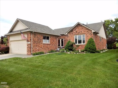 17410 Tradewinds, Clinton Township, MI 48038 - MLS#: 50013018