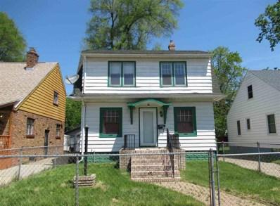 402 W Dewey St, Flint, MI 48505 - MLS#: 50013074