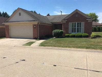 18798 Woods Drive, Clinton Township, MI 48036 - MLS#: 50015061