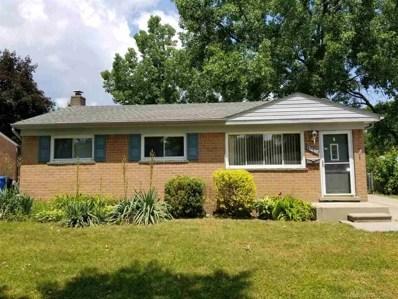 13807 Alger Avenue, Warren, MI 48088 - MLS#: 50015218
