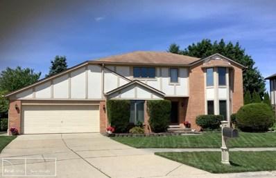 40537 Heatherlea, Clinton Township, MI 48038 - MLS#: 50015303