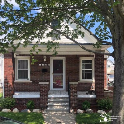 1827 4TH Street, Wyandotte, MI 48192 - MLS#: 50015738