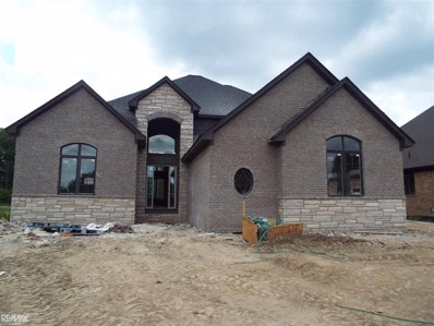 11853 Forest Brook, Washington Twp, MI 48094 - MLS#: 50016986
