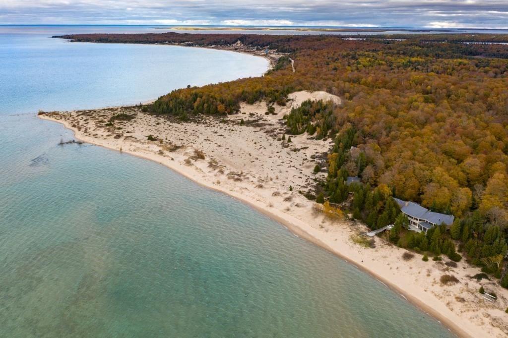 36355 McCauley's Point Road, Beaver Island