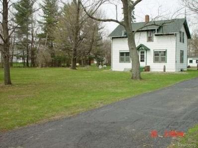 191 Albion Rd, Concord, MI 49224 - MLS#: 55201601364