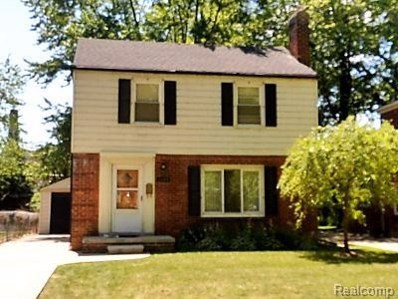 1637 Bournemouth, Grosse Pointe Woods, MI 48236 - MLS#: 212085185