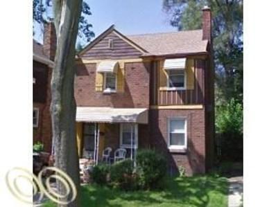 16185 Washburn, Detroit, MI 48221 - MLS#: 212094714