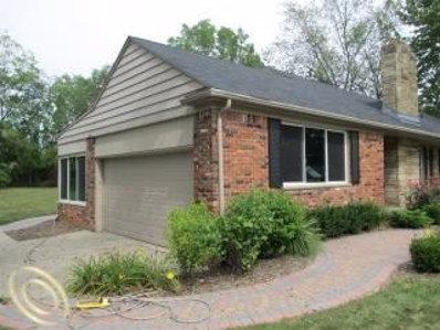 199 Marlborough, Bloomfield Twp, MI 48302 - #: 212096133