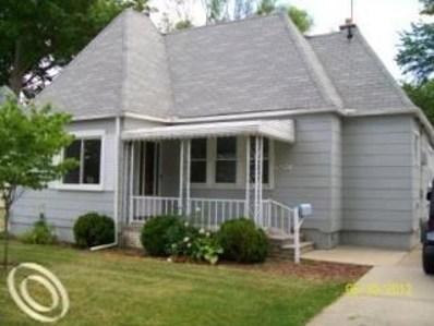 2803 Homeplace, Dearborn, MI 48124 - MLS#: 212113056