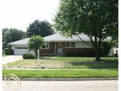 836 S Gulley, Dearborn Heights, MI 48125 - MLS#: 212115073