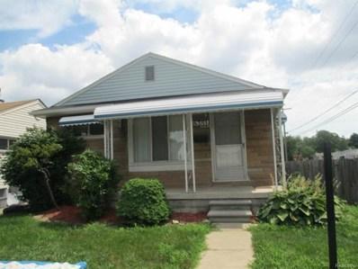 8351 Oak Street, Taylor, MI 48180 - MLS#: 215020885