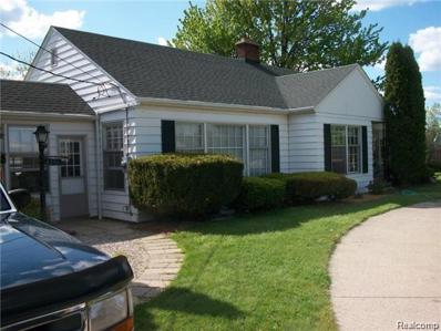 4201 Burkhart Road, Howell Twp, MI 48855 - #: 215062485