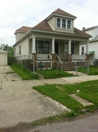 5139 Pennsylvania Street, Detroit, MI 48213 - MLS#: 215066780