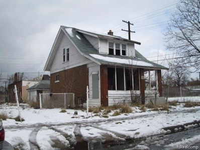 3200 Virginia Park Street, Detroit, MI 48206 - MLS#: 215078507