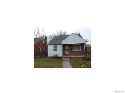 9387 Vaughan Street, Detroit, MI 48228 - #: 216034749