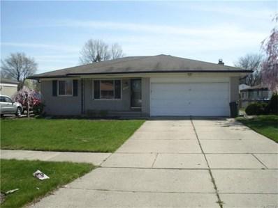 13424 Bernadette Court, Sterling Heights, MI 48313 - MLS#: 216040644