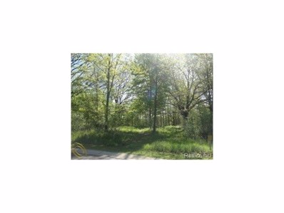 8675 South Shore Pte, Springfield Twp, MI 48348 - MLS#: 216092881