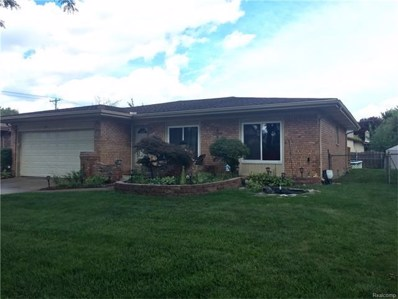 37716 Baylor Drive, Sterling Heights, MI 48310 - MLS#: 216101205