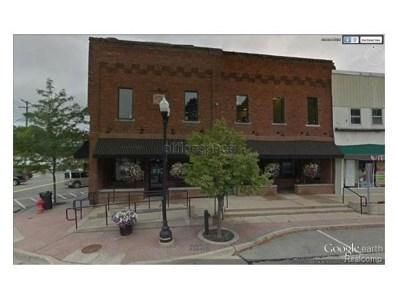 105 E Main Street, Pinckney Vlg, MI 48169 - MLS#: 216103478