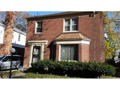 18952 Rutherford Street, Detroit, MI 48235 - MLS#: 216108122